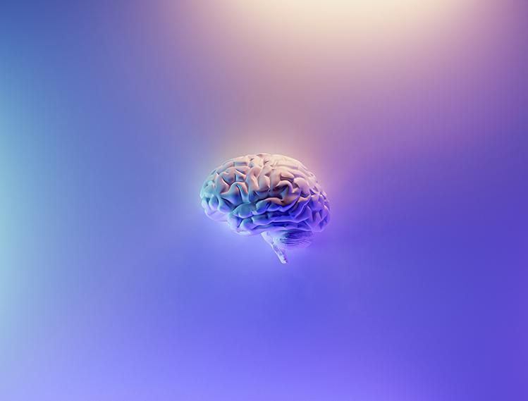 Brain Overcoming Negative Thinking
