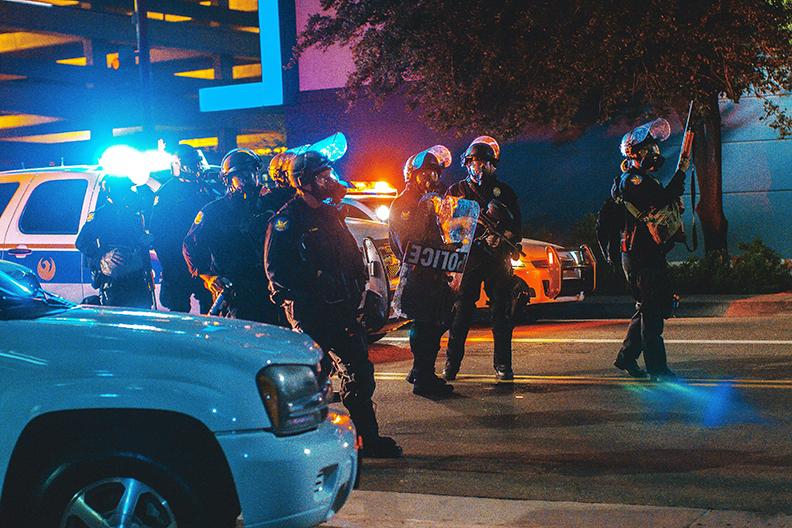 Cops War on Drugs