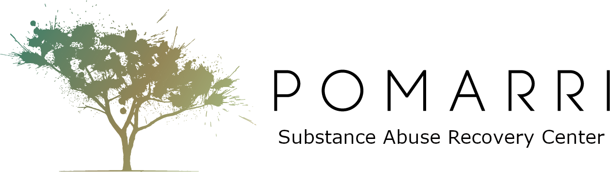 Cropped Pomarri Substance Abuse and Recovery Logo