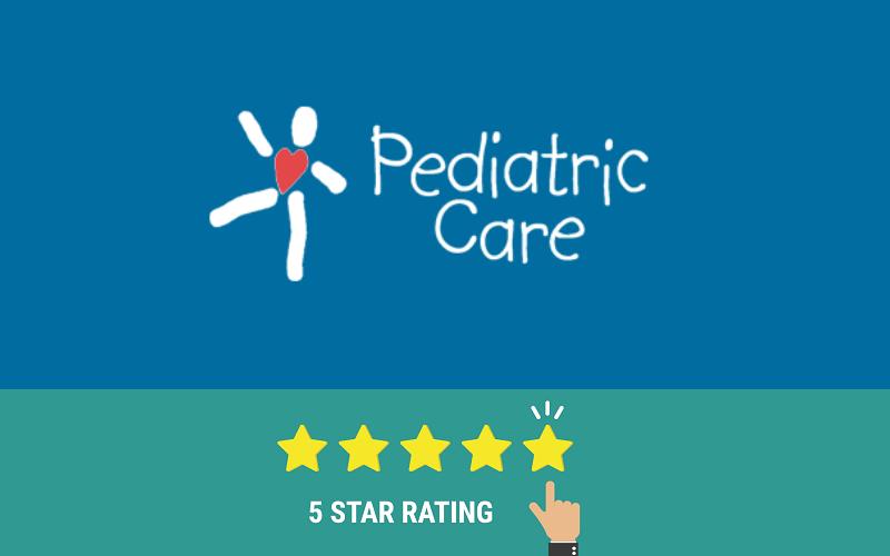 pediatric-care-logo-5-star-review